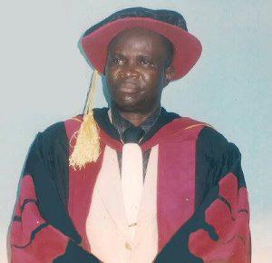 Dr P.C. Okoh